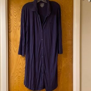 New! Ralph Lauren night shirt size XL